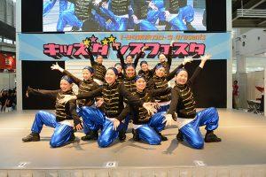 オープニングアクト トキワ松学園高校 ダンス部