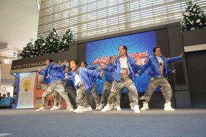 オープニング・アクト TRACE (神奈川県立相模原総合高校ダンス部)