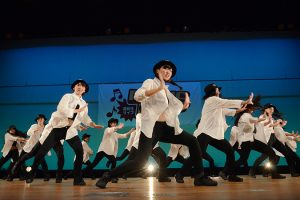 城山高校ダンス部 (城山高校)