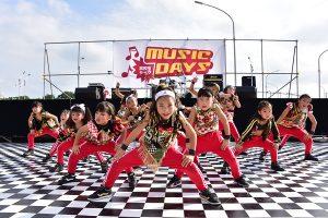 ハーフタイムショー Shine☆Eye Kid