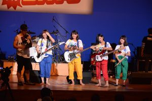 優秀賞 バンド部門 日替り定食(町田高校)