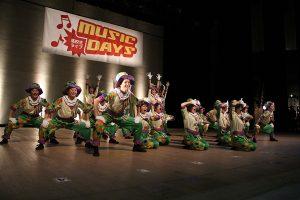 最優秀賞ダンス部門 BAM(狛江高校)
