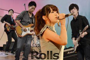 Rolls (城山三年選抜/2013年)相模原・町田大会 優秀賞、FINALグランプリ獲得
