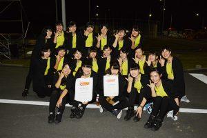優秀賞 ダンス部門 JUMPER 7th