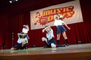 TKG DANCE CLUB (都立 多摩科学技術高校)