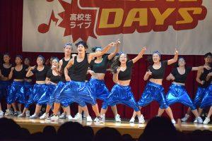 オーディエンス賞 2位  都立大森高校 ダンス部(都立 大森高校)