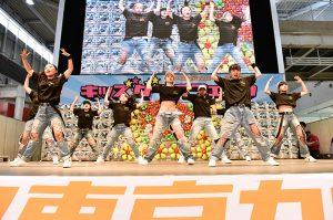 東京都立高島高校ダンス部 『アンシグ』