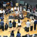 鶴嶺高校軽音部 バンドワークショップ開催
