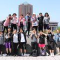 駒沢学園女子高校 ダンス部 体幹トレーニング・ボイトレ&ダンスレッスン開催