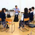 駒沢学園女子高校バンドクリニック開催