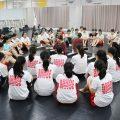 武蔵丘高校ダンス部 ワークショップ開催