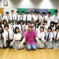 深沢高校『Go!Go!GUITAR取材』&『トッシュ先生ワークショップ』