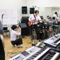 上鶴間高校バンドクリニック開催