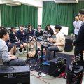 「MUSIC DAYS 東京大会」ヤマハ賞の練馬高校に副賞DTX452KUPGS納品!