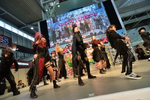 ゲストパフォーマンス  avex Dance Master Dream Team