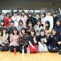 「体幹トレーニング」橋本高校ダンス部