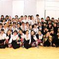 GRAND SLAMに城山高校ダンス部、 立川女子高校ダンス部がゲスト出演!