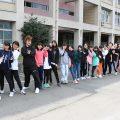 「JSDA賞」相模原総合高校ダンス部のワークショップ開催