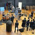 昭和音楽大学で合同バンドワークショップ開催